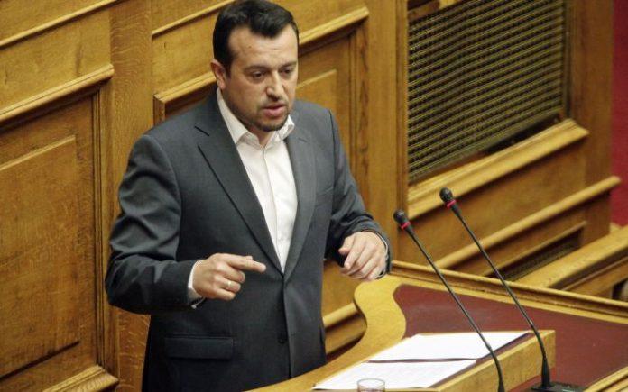 Παππάς: Δεν είναι καλή εικόνα οι διαφωνίες Καμμένου στο Μακεδονικό