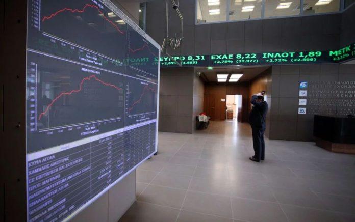 Χρηματιστήριο: Χαμηλός τζίρος και άνοδος 1,33% για το Γενικό Δείκτη