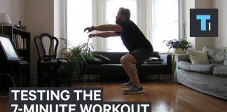 Δείτε το αποτέλεσμα 7 λεπτών άσκησης κάθε πρωί για ένα μήνα (vid)