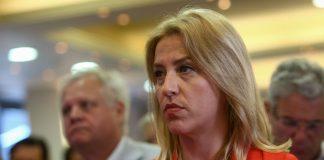 Ρένα Δούρου: Δεν είμαι «εξαφανισμένη»