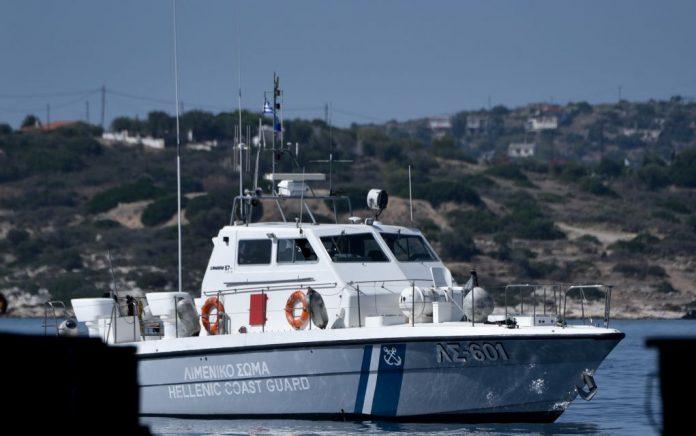 Εισροή υδάτων σε θαλαμηγό στην Κέρκυρα