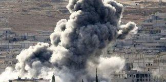 Συρία: Οκτώ τραυματίες από την έκρηξη σε αποθήκη πυρομαχικών
