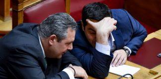 Ημέρα της κρίσης η 11η Ιουλίου για ΣΥΡΙΖΑ-ΑΝΕΛ