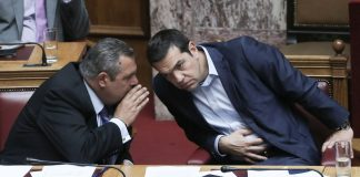 Συνάντηση Τσίπρα- Καμμένου για τους δύο Έλληνες στρατιωτικούς