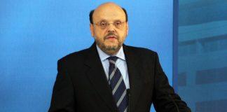 Ευάγγελος Αντώναρος: «Ο Σαμαράς να μην είναι υποψήφιος με τη ΝΔ στις επόμενες εκλογές»