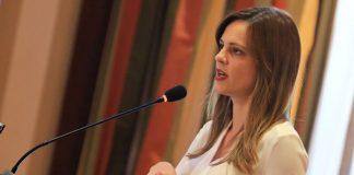 H Έφη Αχτσιόγλου μιλά σήμερα σε ανοικτή πολιτική εκδήλωση στη Θεσσαλονίκη