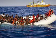 Διάσωση μεταναστών στο Φαρμακονήσι
