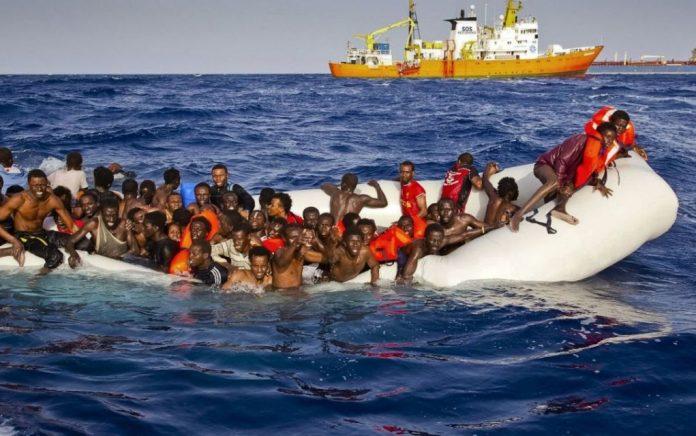 Παξοί: Δώδεκα νεκροί μετανάστες από βύθιση σκάφους