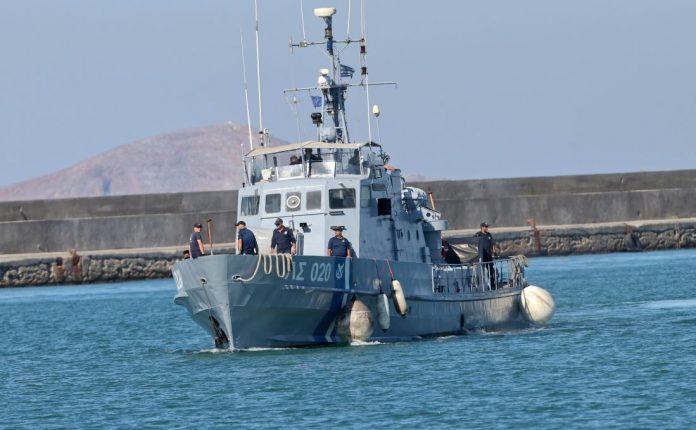 Βλάβη στο πλοίο «ΠΕΛΑΓΙΤΗΣ» εξώ από την Θεσσαλονίκη