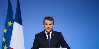 Μακρόν: «Καμία χώρα δεν προχωράει αν δεν ακούει την οργή του λαού»