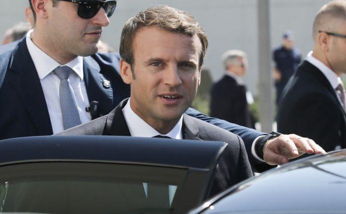 Εμανουέλ Μακρόν: «Η Γαλλία δεν ξεχνά»