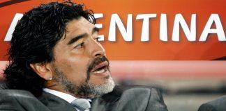 Νέο πρόβλημα υγείας για τον Ντιέγκο Μαραντόνα