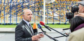 Ιταλικός εκνευρισμός με τις εκτιμήσεις του Μοσκοβισί για την ανάπτυξη