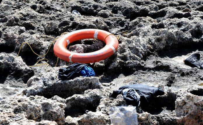 Νεκρά δύο παιδιά από βύθιση πλοιάριου στην Τουρκία