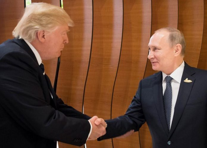 Συνάντηση Πούτιν-Τραμπ στο περιθώριο της G20