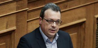 """Φάμελλος: """"Η κυβέρνηση εκπροσωπεί όλους τους Έλληνες"""