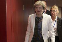 Στοπ της Μέρκελ σε Μέι: Καμία πιθανότητα επαναδιαπραγμάτευσης του Brexit