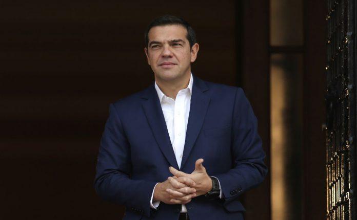 Το πρόγραμμα των συναντήσεων Τσίπρα με τους πολιτικούς αρχηγούς