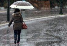 Βροχές και καταιγίδες την Παρασκευή (25/05)