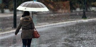 Βροχές, καταιγίδες και αφρικανική σκόνη