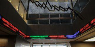 Πτώση 0,33% στο Χρηματιστήριο Αθηνών