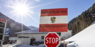 Η Αυστρία θα παρατείνει τους συνοριακούς ελέγχους
