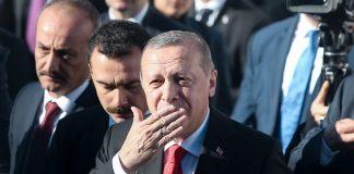 Ερντογάν: Η Αφρίν βρίσκεται υπό τον έλεγχό μας