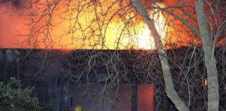 Κινδύνευσαν σπίτια από πυρκαγιά στα Χανιά