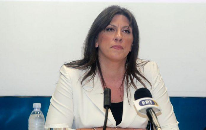 Κωνσταντοπούλου: «Όχι συνεργασίες με ΣΥΡΙΖΑ, ΚΙΝΑΛ, ΝΔ. και ΜέΡΑ25»