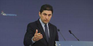 Αυγενάκης για την τροποποίηση του Π.Κ.: «Ένα ακόμη δώρο του Τσίπρα στους φίλους του»