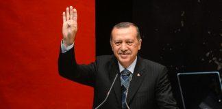 Ο Ερντογάν και ο ξένος δάκτυλος