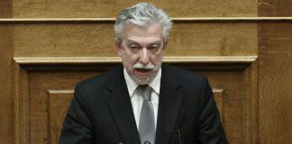 Την ίδρυση δικαστικής αστυνομίας προανήγγειλε ο Σ. Κοντονης