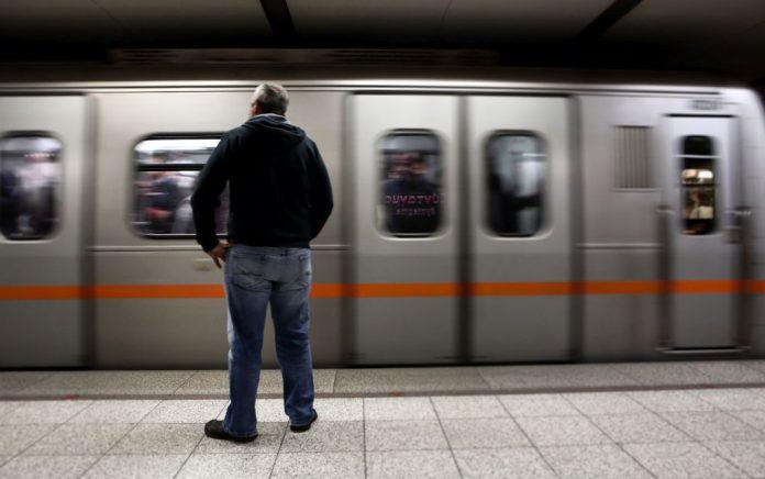 Χωρίς μετρό και τραμ από τις 21:00 της Δευτέρας (3/6)