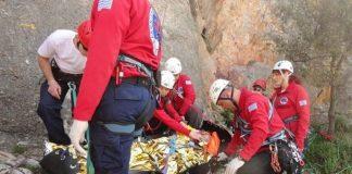 Όλυμπος: Επιχείρηση διάσωσης ορειβάτη