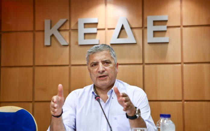 Πατούλης: «Να συνεχίσω μητροπολιτικά στην Αθήνα»