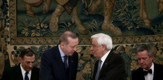 Ερντογάν: «Οι Έλληνες είναι τελειωμένοι»