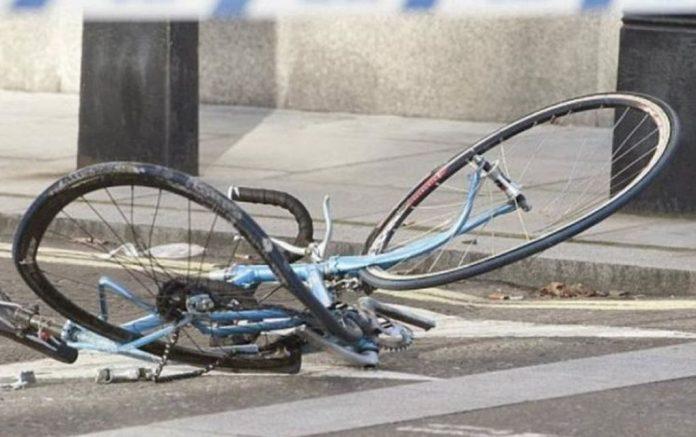 Αυτοκίνητο παρέσυρε και σκότωσε ποδηλάτη στην Αμαλιάδα