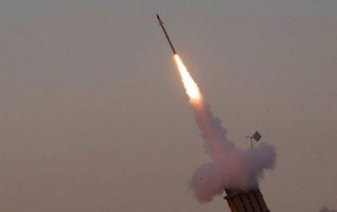 Εκτοξεύθηκε ρουκέτα από τη Λωρίδα της Γάζας εναντίον του Ισραήλ