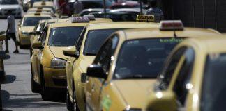 Συλλήψεις οδηγών ταξί για παρανομίες
