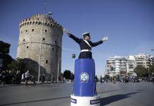 Κλειστοί δρόμοι σήμερα στη Θεσσαλονίκη για το 1ο Olympic Day Run