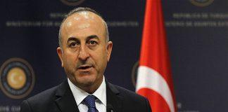 Τσαβούσογλου: «Τούρκοι κομάντος κατέβασαν τη σημαία»