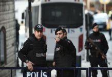 Συνελήφθησαν 128 μέλη του στρατιωτικού προσωπικού