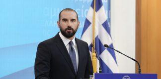 Τζανακόπουλος: «ΝΔ και Σαμαράς θα αναγκαστούν να απαντήσουν για Novartis»