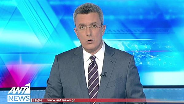 Νέα εκπομπή με Χατζηνικολάου στον ΑΝΤ-1 για τις εκλογές