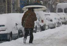 Έκτακτο δελτίο με καταιγίδες και χιονοπτώσεις! - Politik.gr