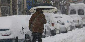 Η «Ωκεανίς» φέρνει πυκνές χιονοπτώσεις και πολικό ψύχος