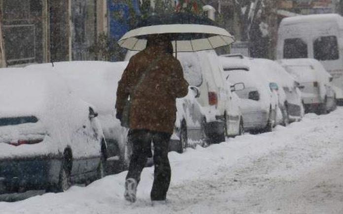 Στην «κατάψυξη» η χώρα - Παγετός και… υπό το μηδέν