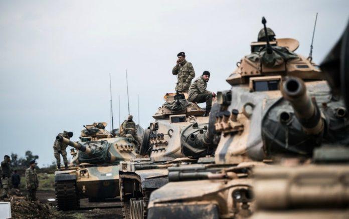 Μέχρι τέλη Απριλίου φεύγουν από τη Συρία οι δυνάμεις των ΗΠΑ