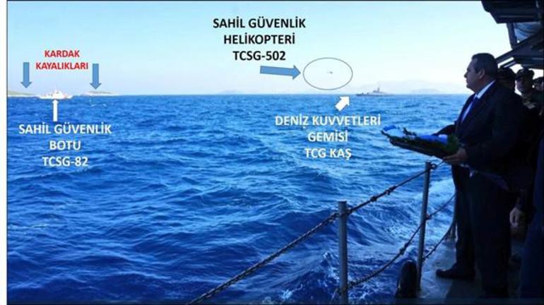 Ίμια: Τουρκικά πλοία εμπόδισαν τον Καμμένο!