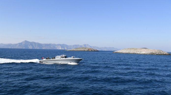 Άσκηση «Efes2018»: Τουρκικά πλοία στα Ίμια
